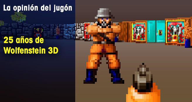 25 años de Wolfenstein 3D