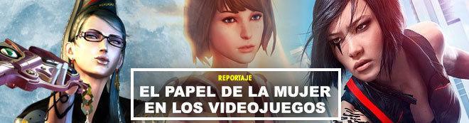El papel de la mujer en los videojuegos