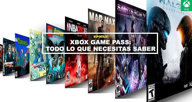 Xbox Game Pass Precio Todos Los Juegos Y Detalles