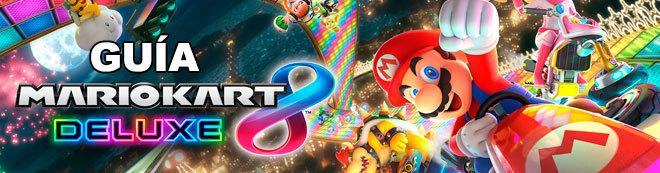 Guía Mario Kart 8 Deluxe, trucos y consejos
