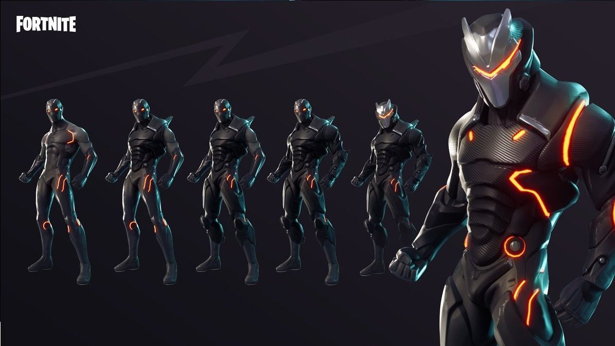Fortnite Battle Royale presenta la indumentaria Omega y sus mejoras