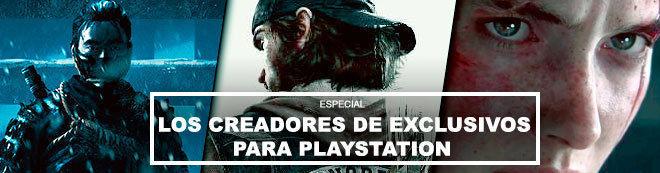 Los creadores de exclusivos para PlayStation