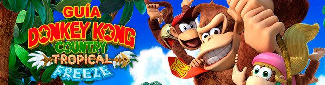 Guía Donkey Kong Country: Tropical Freeze, trucos y consejos
