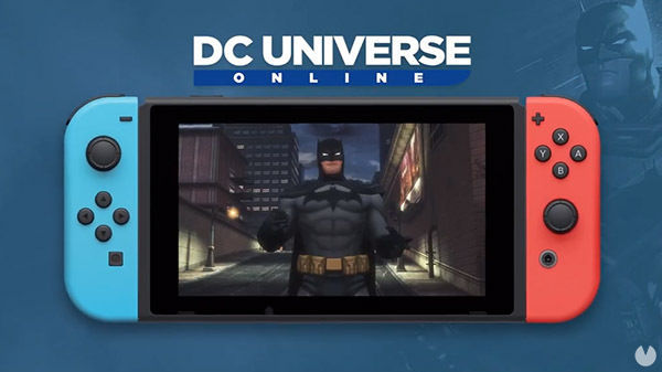 DC Universe Online will Nintendo Switch this summer