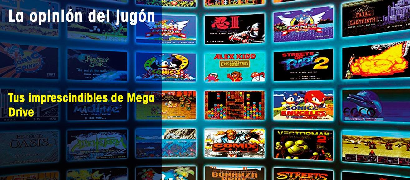 Tus imprescindibles de Mega Drive