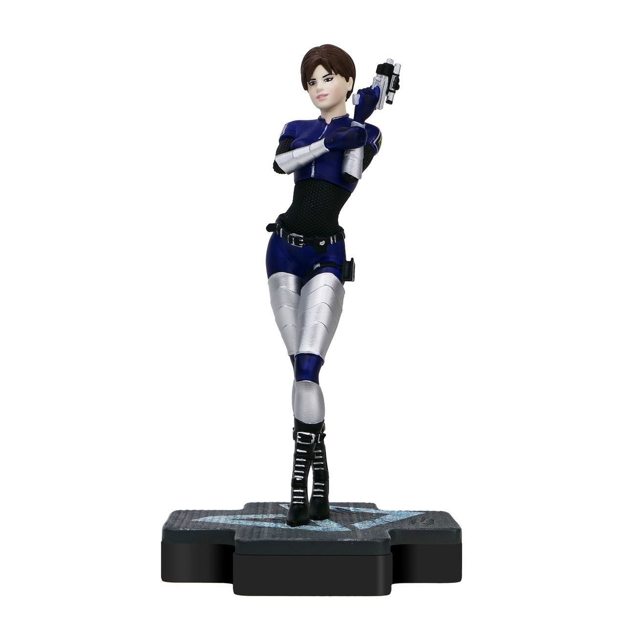 Joanna Dark, from Perfect Dark, you will have your figure of Totaku