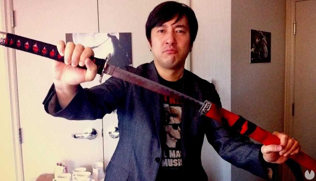 Suda51 confirms that it will make a big announcement at the end of the month