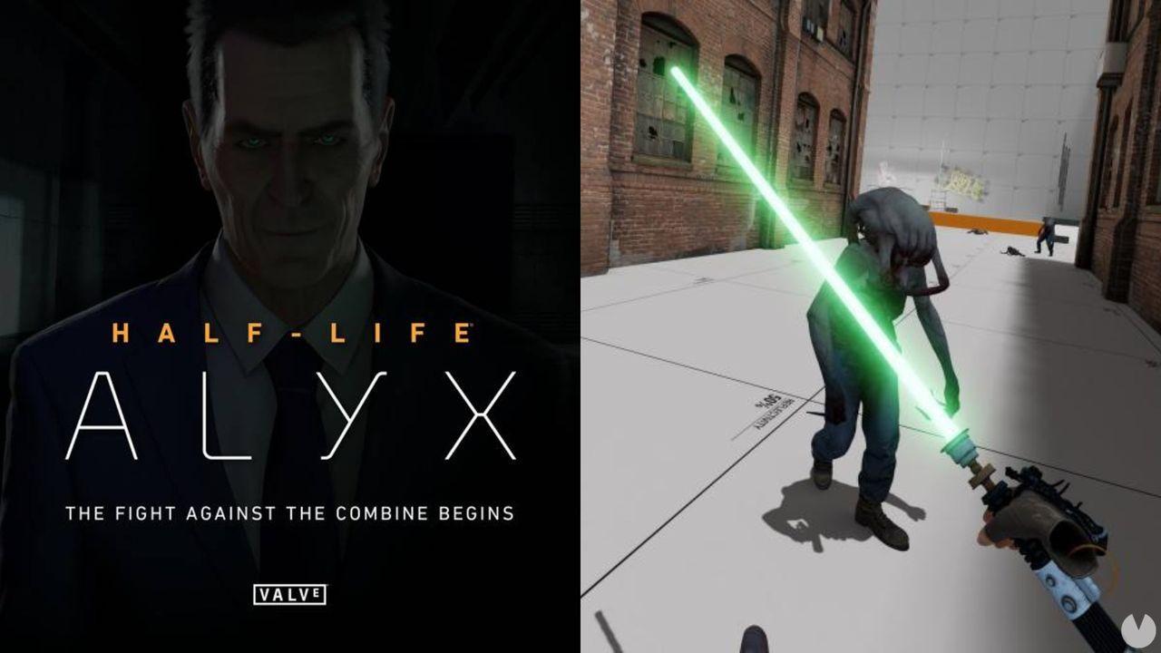 aperta la Valvola di Half-Life: Lo per le mod e la comunità risponde con il laser di Star Wars