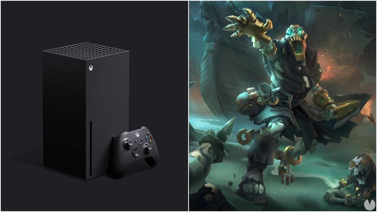 Sea of Thieves is being optimized for the Xbox Series X