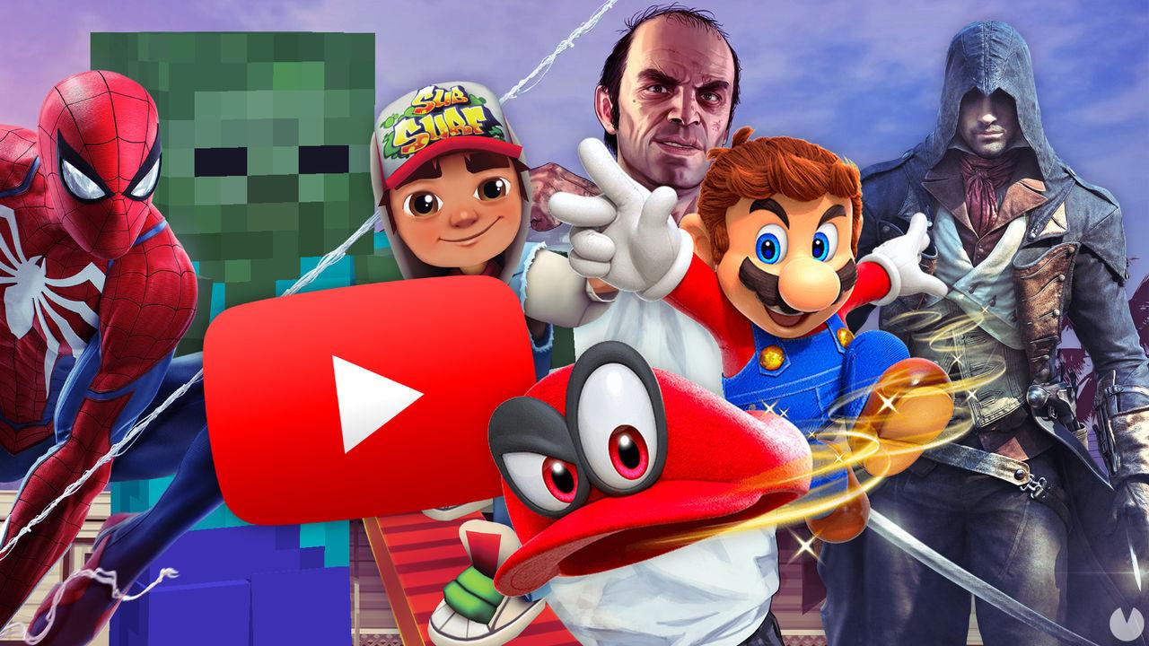 Los 16 tráilers de videojuegos más vistos en la historia en Youtube