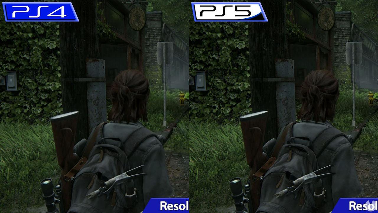 Así se ve The Last of Us Parte II en PS4 vs PS5 tras recibir el parche que añade 60fps