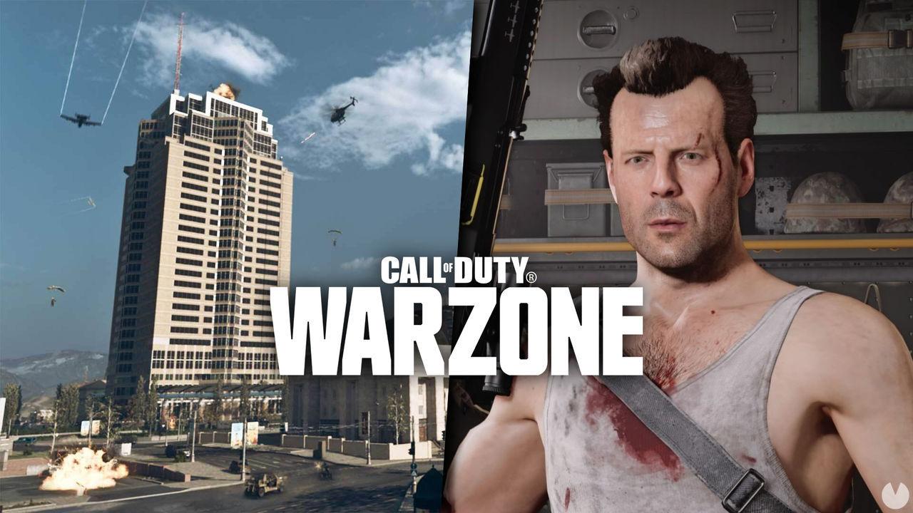Call of Duty: Warzone: Descubren cómo se abre la bóveda del Nakatomi Plaza