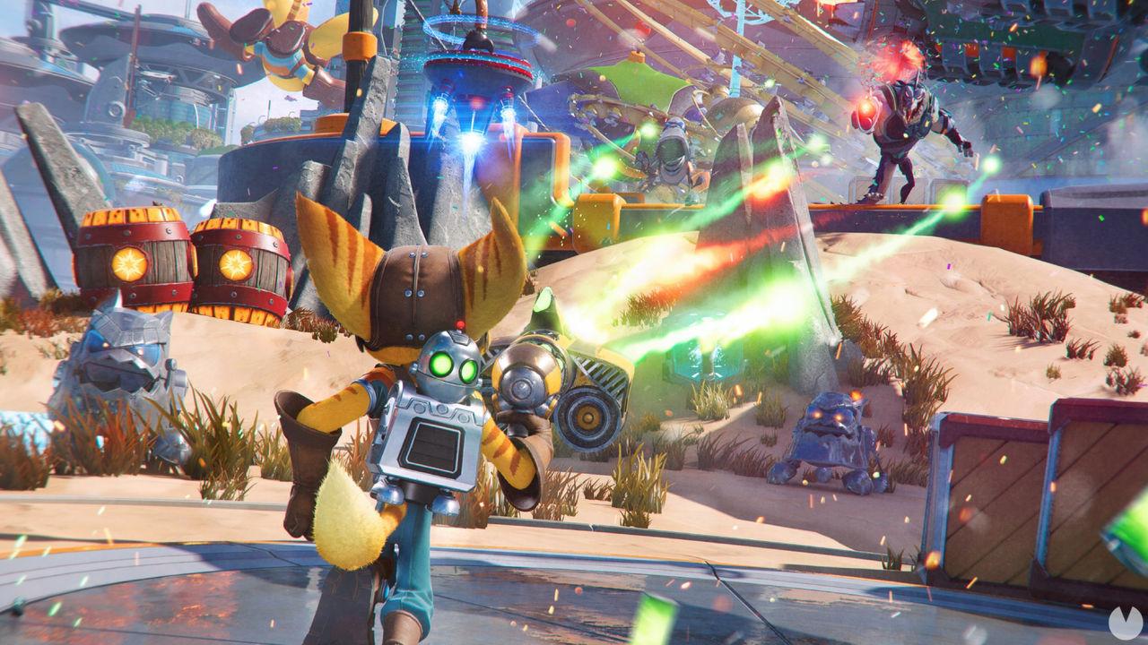 Ratchet and Clank: Una Dimensión Aparte tendrá más de 70 opciones de accesibilidad