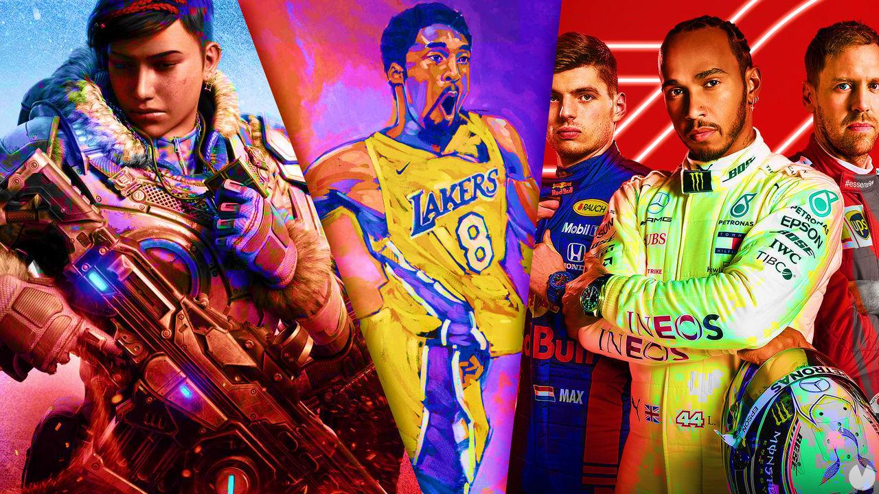Juegos gratis y ofertas de este fin de semana: Gears 5, NBA 2K21, Stellaris y PS Plus