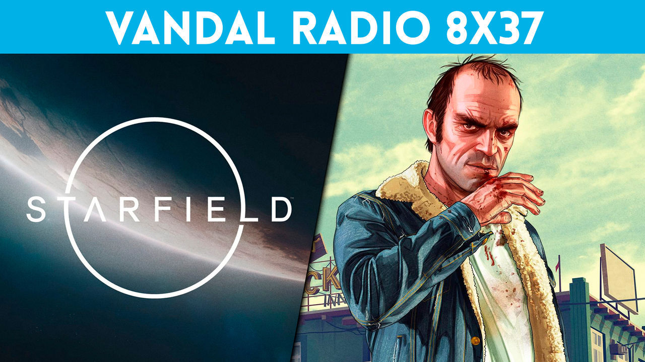 Vandal Radio 8x37 - Los rumores del E3 2021, la relación de Xbox y Nintendo, el éxito GTA 5