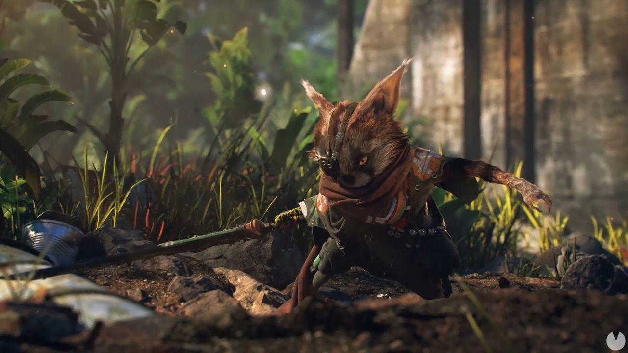 Biomutant muestra gameplay en PS5 y Xbox Series X