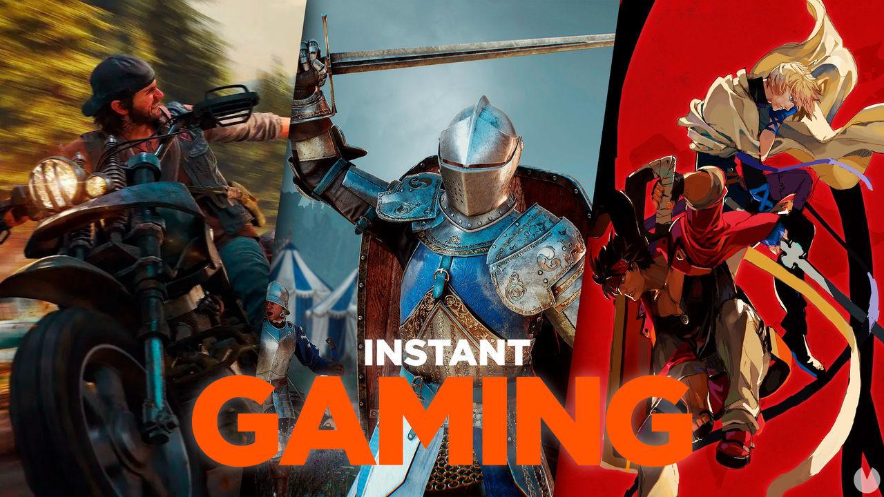 Las 10 mejores ofertas de Instant Gaming en juegos para PC este fin de semana