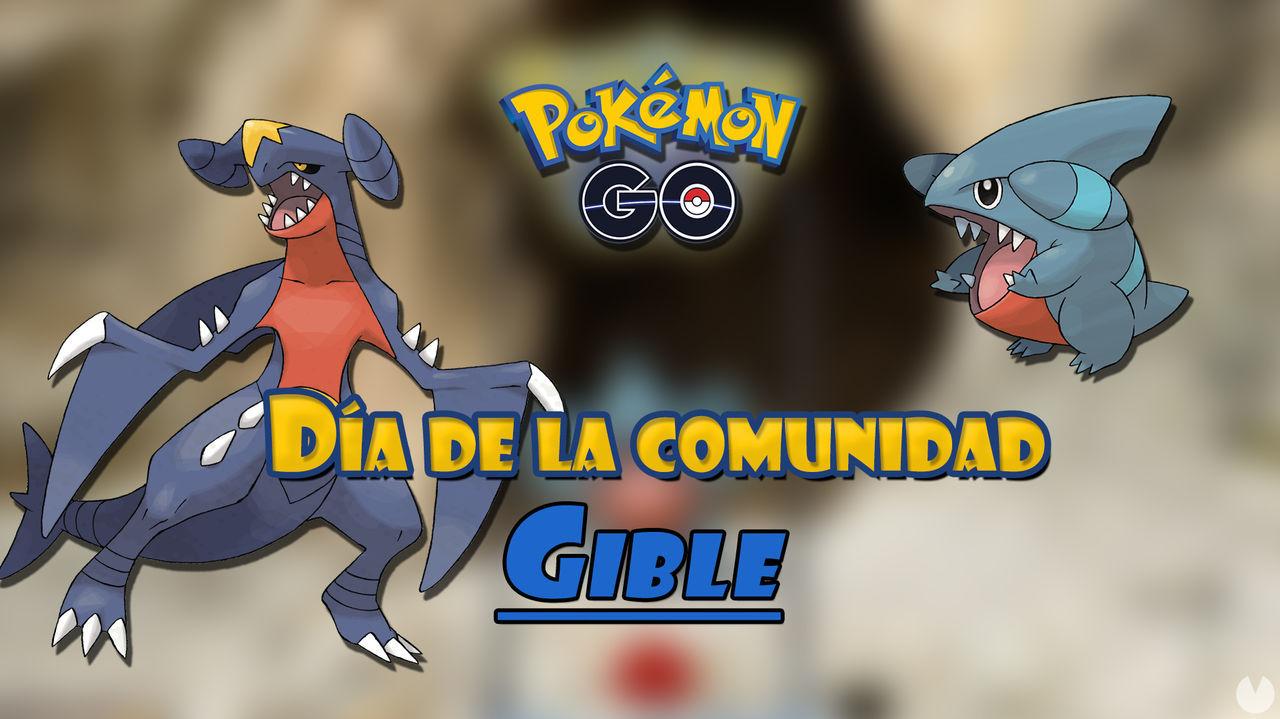 Pokémon GO: Día de la Comunidad de Gible en junio 2021; fecha y detalles