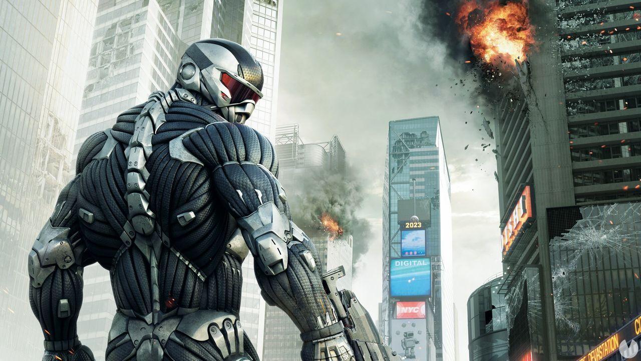 Crytek da pistas de Crysis 2 Remastered, que podría anunciarse en el E3 2021