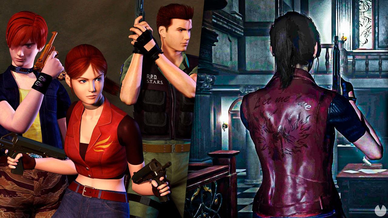 Así es Resident Evil Code Veronica Remake, un proyecto fan que quiere actualizar el juego