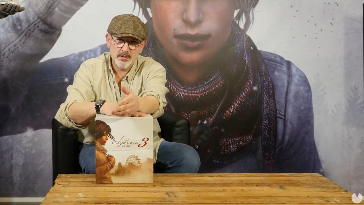Benoît Sokal, creador de Syberia, ha fallecido