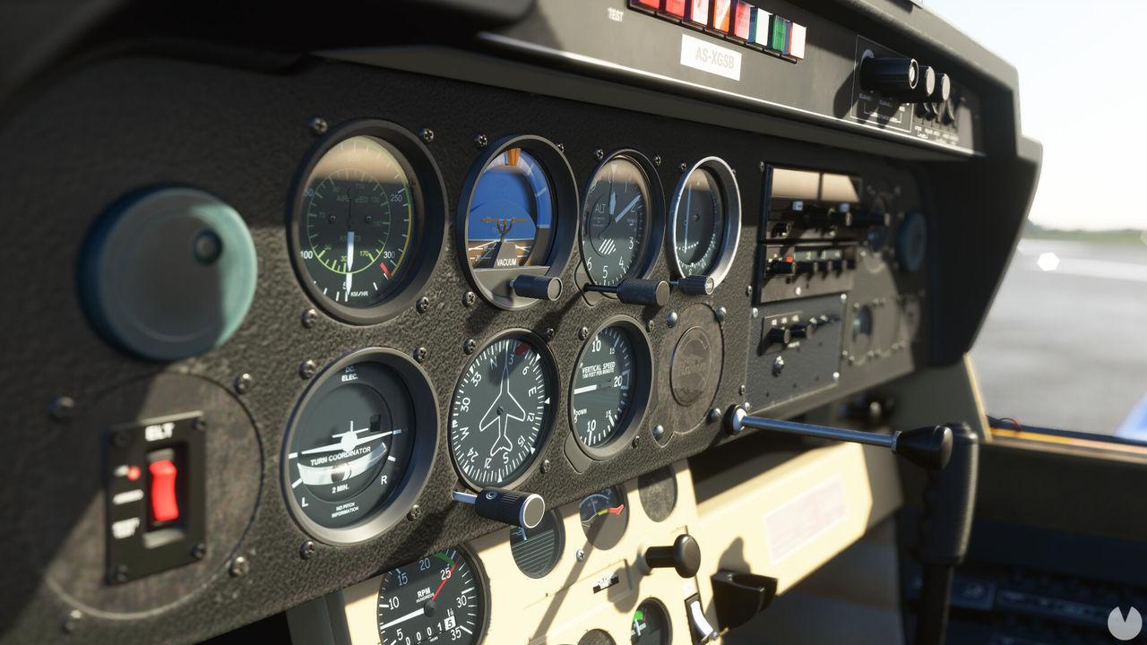 Microsoft Flight Simulator reduce su tamaño de los 170 GB a los 83 GB