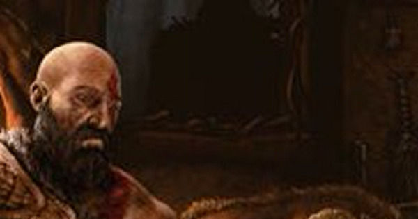 God of War Ragnarok Thor in the picture