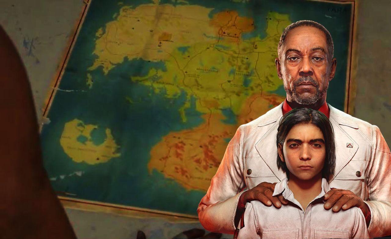 Far Cry 6 y el tamaño de su mapa: Revelan el enorme escenario del juego