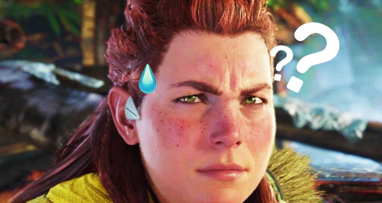 Horizon 2: Algunos jugadores critican el aspecto 'masculino' de Aloy en Forbidden West