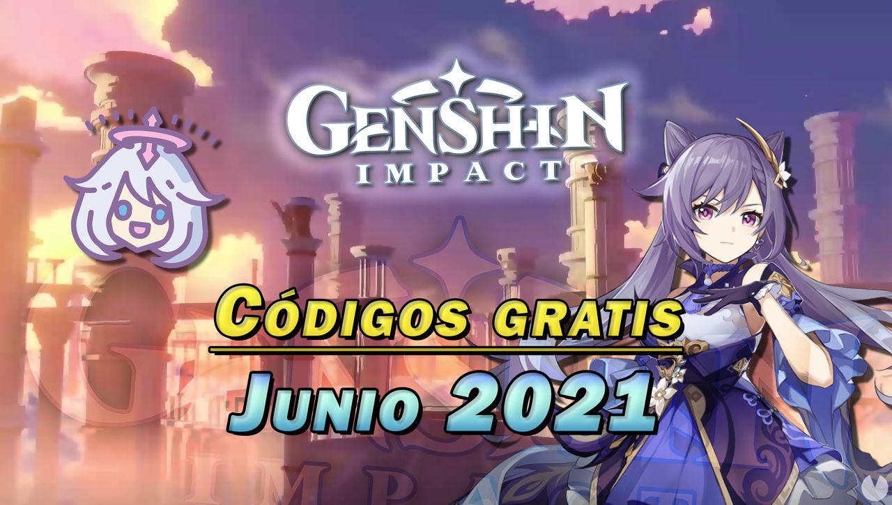 Genshin Impact: Nuevos códigos de Protogemas gratis en junio 2021