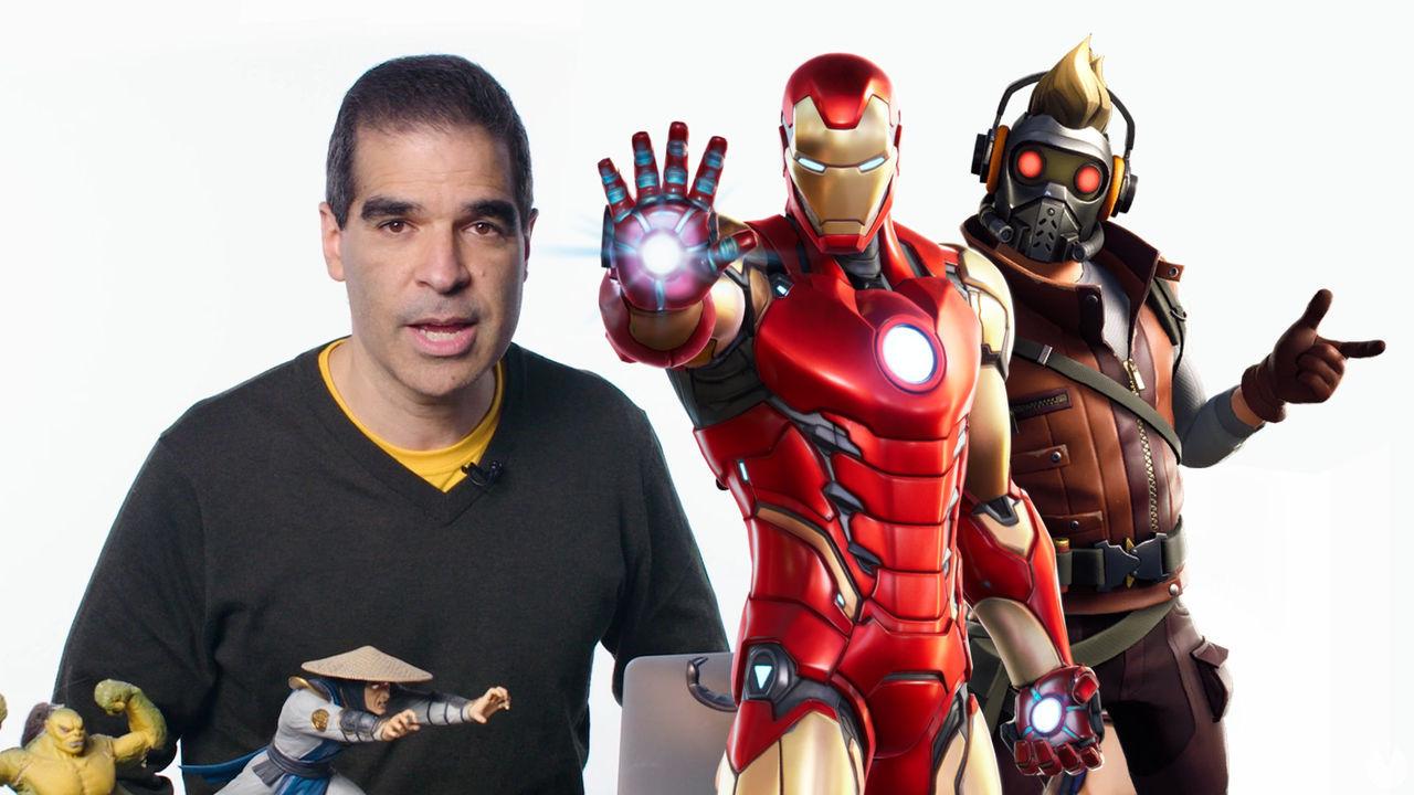 ¿Trabaja NetherRealm en un juego de lucha de Marvel? Ed Boon alimenta los rumores