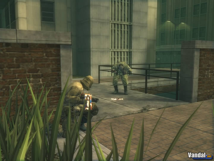 Analisis Metal Gear Solid 3 Subsistence Ps2