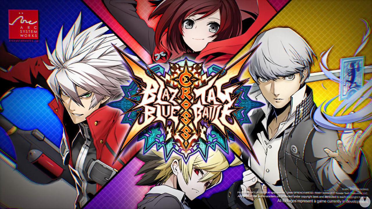 BlazBlue: Cross Tag Battle llegará el 5 de junio a América