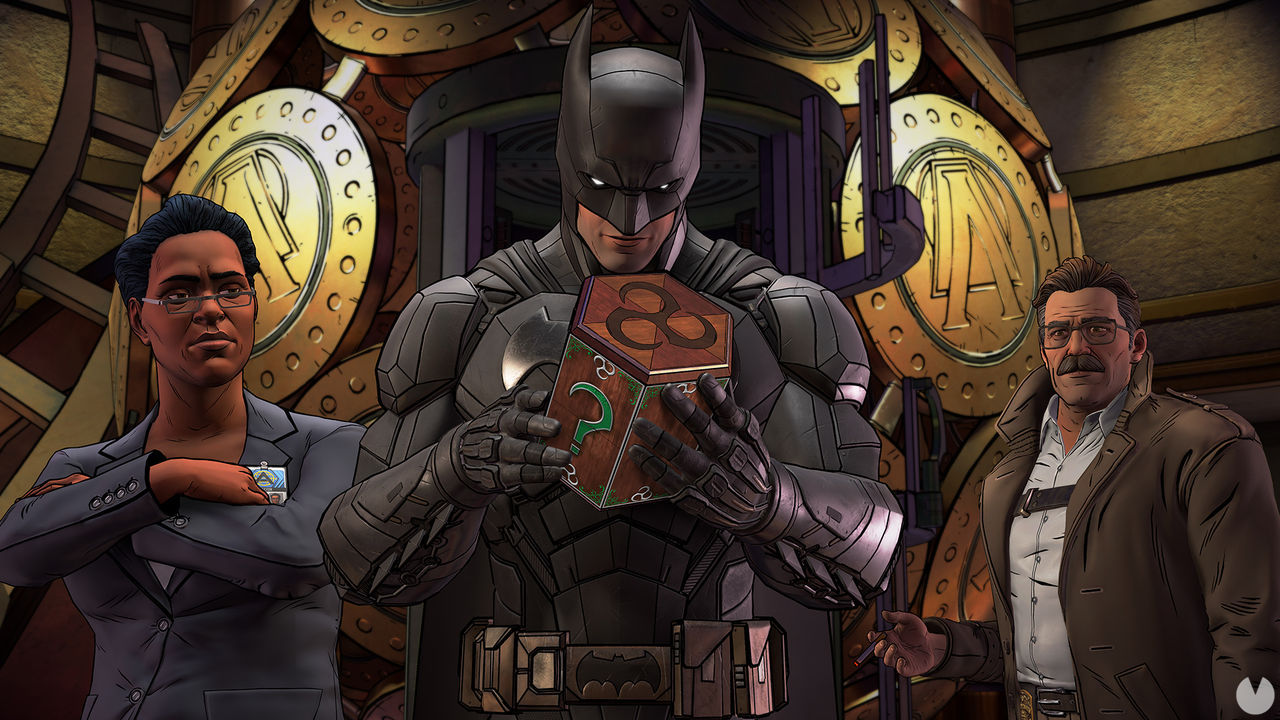 Batman: The Enemy Within - The Telltale Series | E1