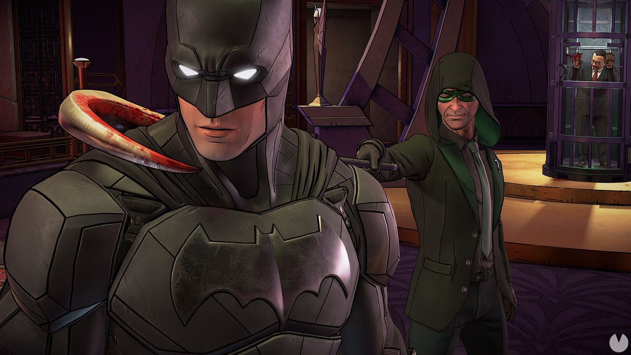 Batman: The Enemy Within - The Telltale Series | E3