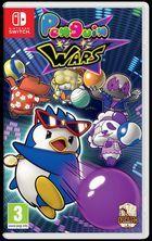 Carátula Penguin Wars para Nintendo Switch