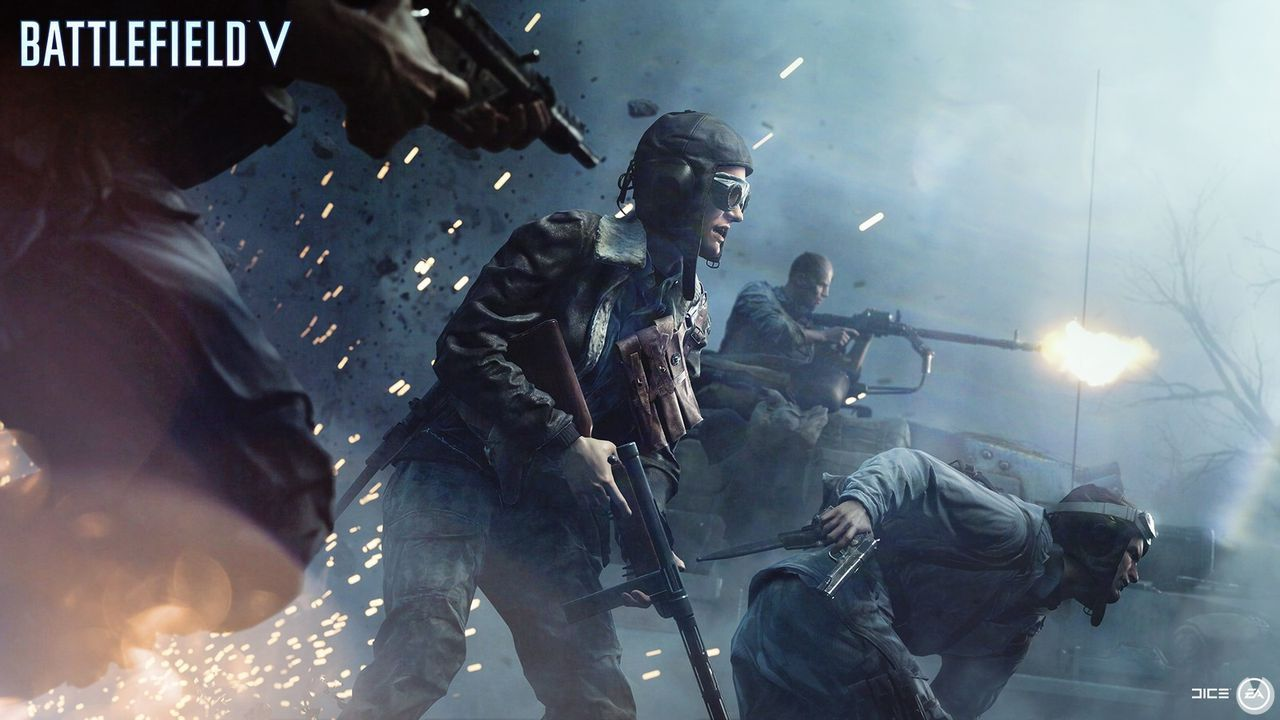 The performance of Battlefield V drops sharply with the Ray Tracing