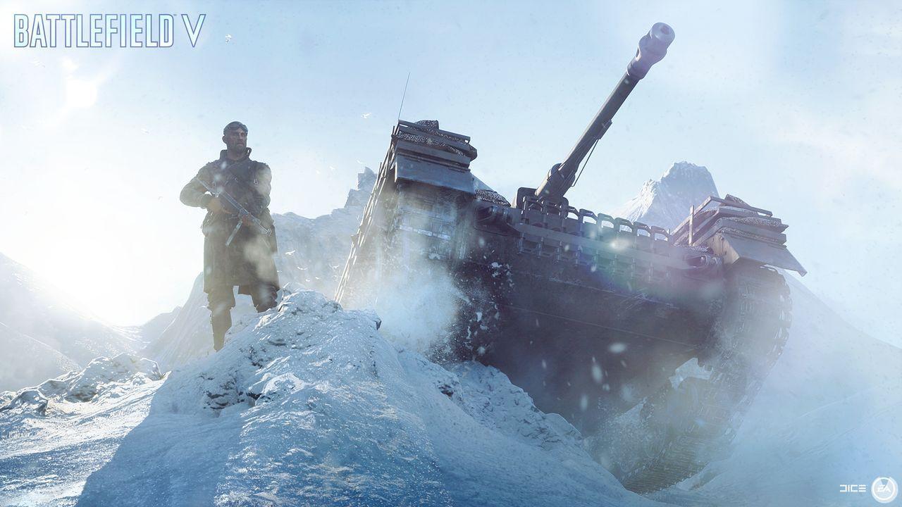 Resultado de imagen de battlefield v