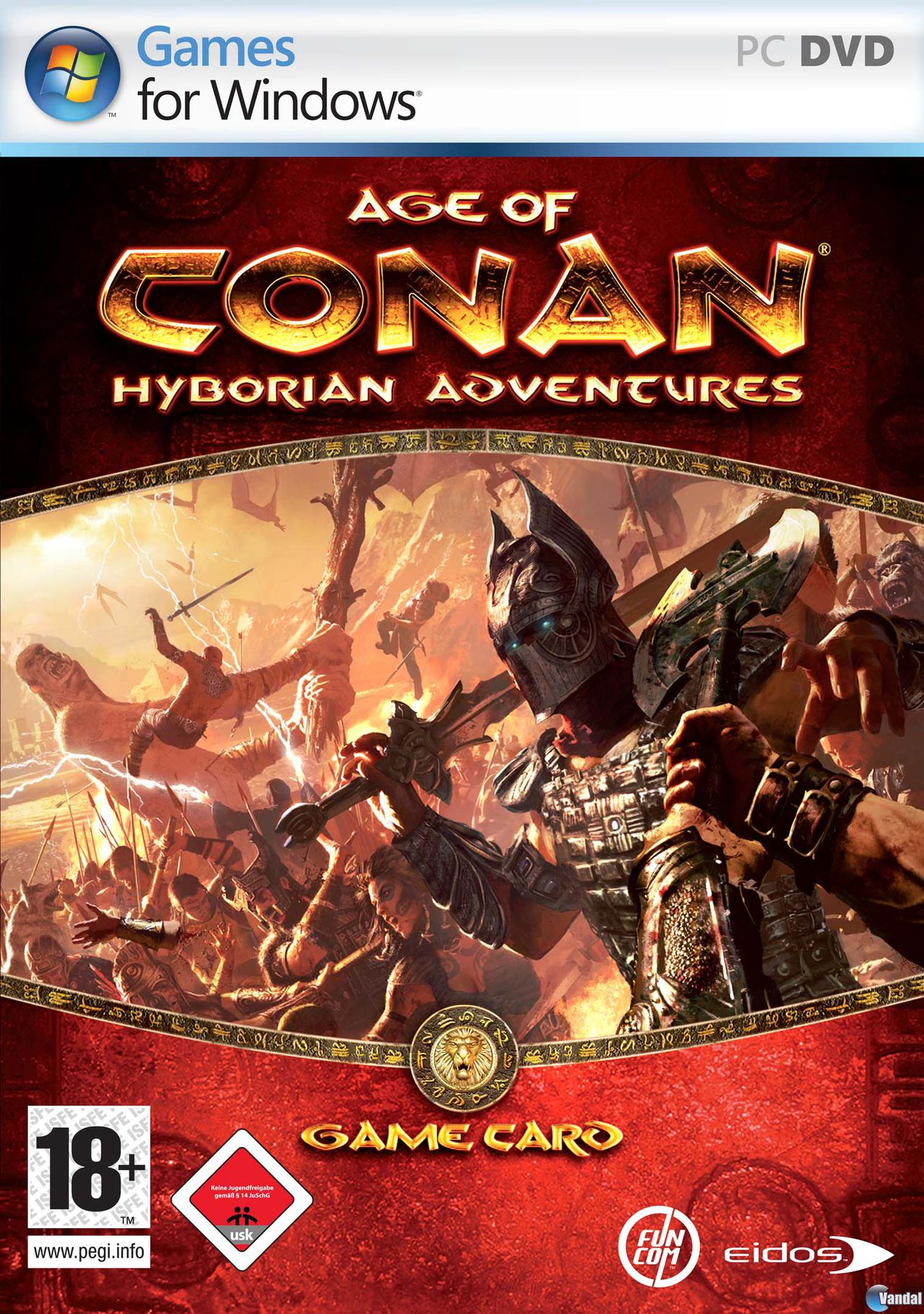 Age of conan requisitos