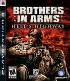 Car�tula oficial de de Brothers in Arms: Hell's Highway para PS3