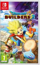 Carátula Dragon Quest Builders 2 para Nintendo Switch