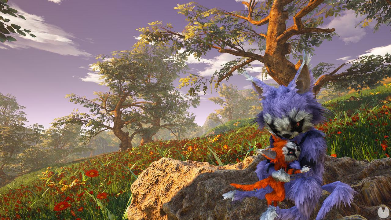 Biomutant muestra su universo y sus personajes en un nuevo tráiler