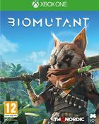 Carátula Biomutant para Xbox One