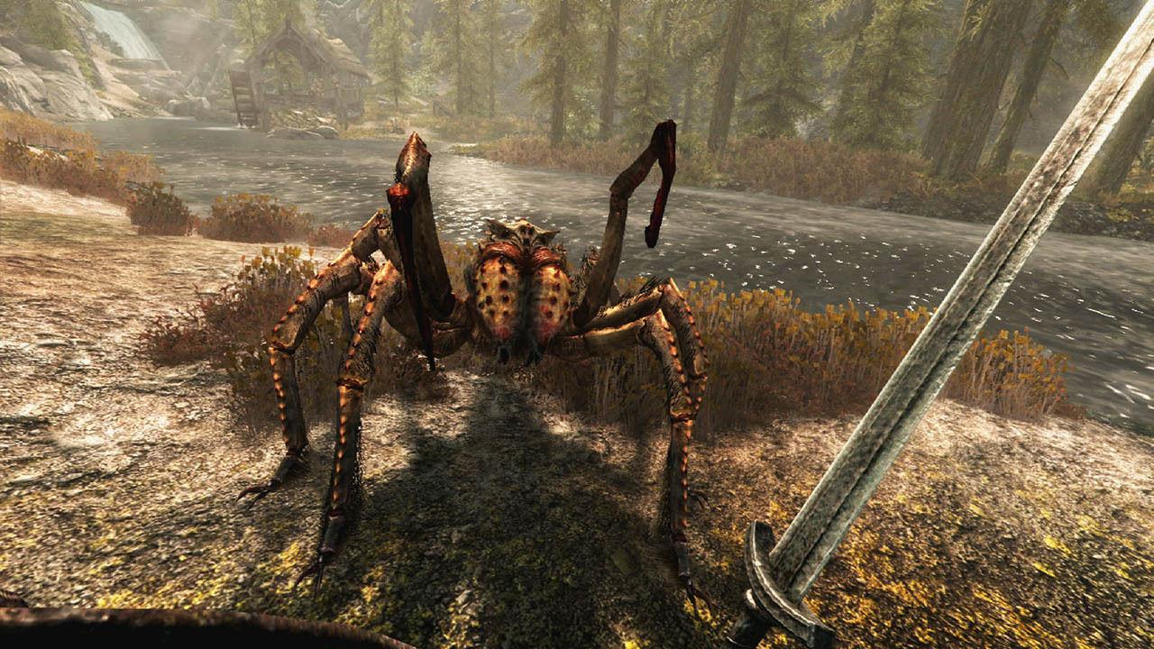 Elder Scrolls V: Skyrim VR confirma su lanzamiento en PC para el 3 de abril