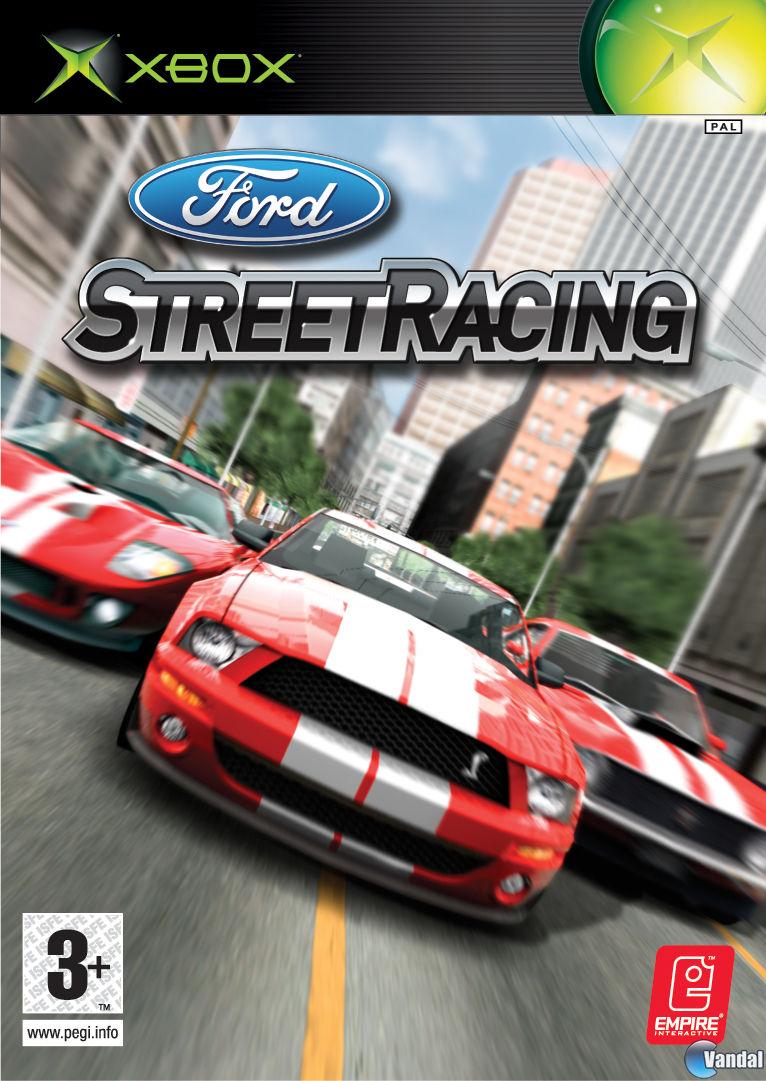 Resultado de imagen para ford street racing caratula