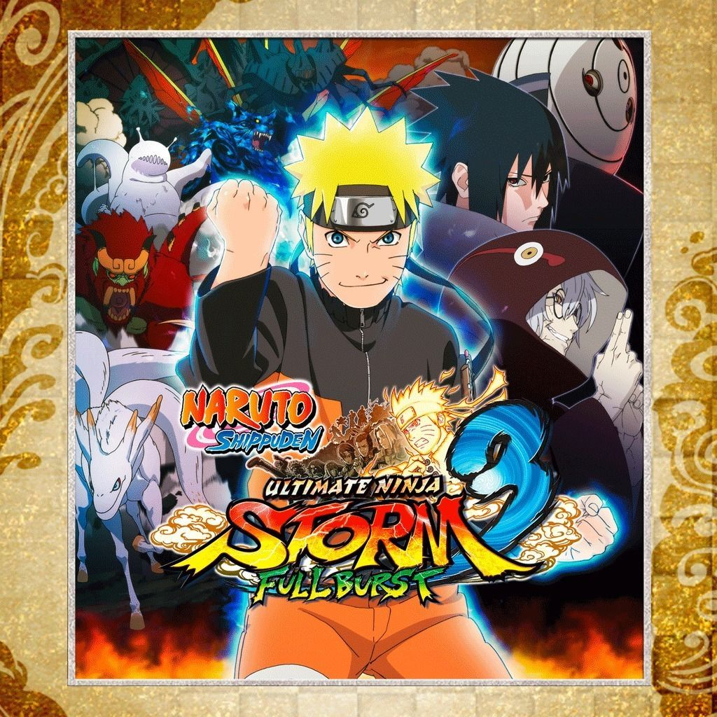 NARUTO SHIPPUDEN: Ultimate Ninja STORM 3 Full Burst All Discussions Screenshots Artwork Broadcasts Videos News Guides Reviews ...
