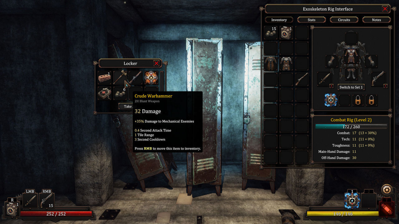 The RPG Vaporum comes to consoles in April