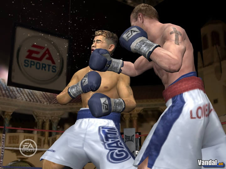 Análisis de Fight Night Round 3 para PlayStation 2