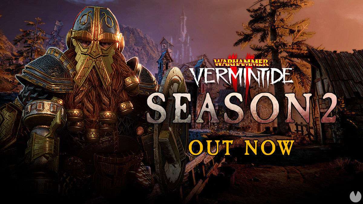 Warhammer Vermintide 2 gives start to its Season 2 with free content