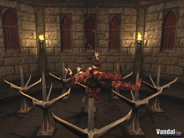 Análisis Mortal Kombat Armageddon - PS2, Xbox